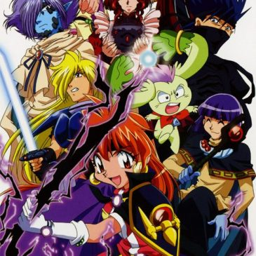 Slayers EvolutionR – Coop mit Miya(AnS)